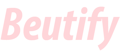 beutify logo - beautify makeup