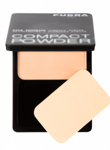 Pudra Compact Powder - 01 Light Beige