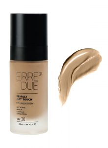 Perfect Mat Touch Foundation - 304 Warm Taupe