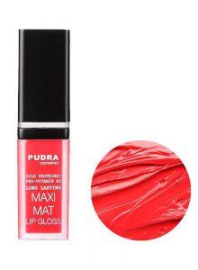Pudra Lip Gloss Maxi Matt - 02 MAXI MATT