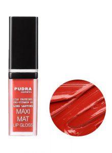 Pudra Lip Gloss Maxi Matt - 04 MAXI MATT