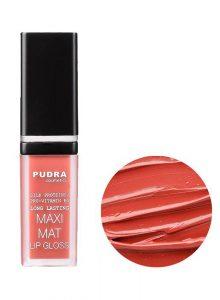 Pudra Lip Gloss Maxi Matt - 06 MAXI MATT