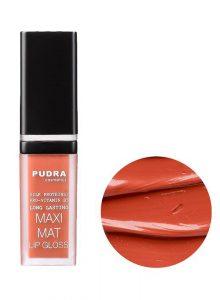 Pudra Lip Gloss Maxi Matt - 09 MAXI MATT