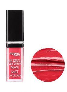 Pudra Lip Gloss Maxi Matt - 10 MAXI MATT