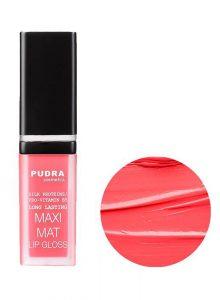Pudra Lip Gloss Maxi Matt - 11 MAXI MATT