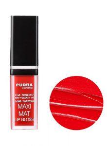 Pudra Lip Gloss Maxi Matt - 14 MAXI MATT