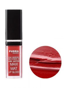 Pudra Lip Gloss Maxi Matt - 15 MAXI MATT